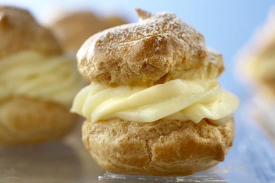Crepe Recipe Filling Cream Desserts